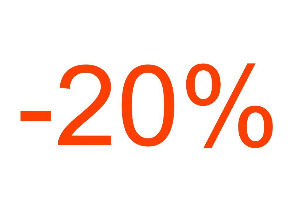 Akcia -20%